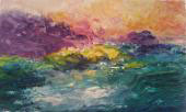 After the Storm painting by Bette Dionne